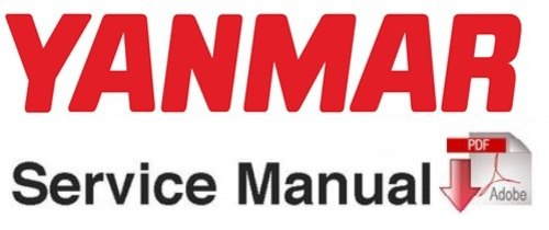 Product picture Yanmar C50R-3 (R) Crawler Carrier Service Repair Workshop Manual